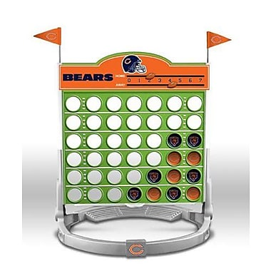 Promotional Partners Worldwide NFL Connect Four Game; Chicago Bears