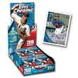 Topps MLB 2010 Chrome Hobby Trading Cards (24 Packs)