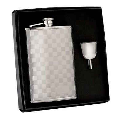 Wilouby 8 Oz. Flask