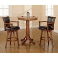 Hillsdale Park View 3 Piece Pub Table Set