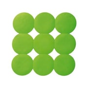 Gedy by Nameeks Giotto No-Slip Square Shower Mat; Acid Green