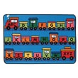 Kids Value Rugs Alphabet Train Kids Rug; 3' x 4'6''