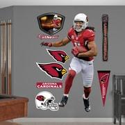 Fathead NFL Wall Decal; Arizona Cardinals - Fitzgerald