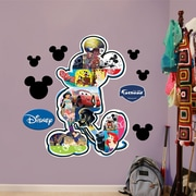 Fathead Disney Mickey Mouse Movie Montage Wall Decal