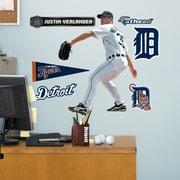 Fathead MLB Wall Decal; Detroit Tigers - Verlander