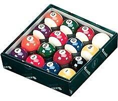 Aramith Billiard Balls - Super Aramith Pro WYF078275841421