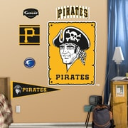 Fathead MLB Wall Decal; Pittsburgh Pirates