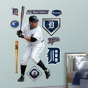 Fathead MLB Wall Decal; Detroit Tigers - Cabrera