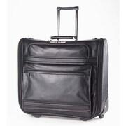 Clava Leather Napa Rolling Garment Bag