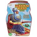 POOF-Slinky Mexican Train Dominoes Game in Tin Case