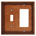 Brainerd Ruston Single Switch/Decorator Wall Plate