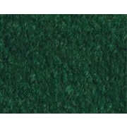 Carpets for Kids Mt. Shasta Forest Green Solid Area Rug; 4' x 6'