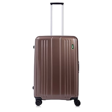 Lojel Superlative Expansive 26.1'' Spinner Suitcase; Bronze