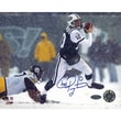 Steiner Sports NFL Chad Pennington Snow Vs. Steelers Autographed