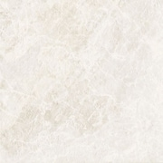 Congoleum DuraCeramic Pacific Marble 16'' x 16'' x 4.06mm Luxury Vinyl Tile in Pure White