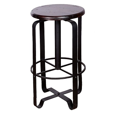 Wildon Home   Bandhavgarh 26'' Adjustable Bar Stool