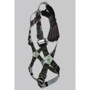 Miller Fall Protection Revolution Harness With DualTech Webbing And Quick Connect Buckle Legs