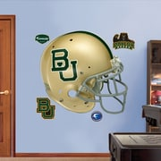 Fathead NCAA Helmet Wall Decal; Baylor