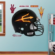 Fathead NCAA Helmet Wall Decal; Arizona State