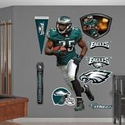 Fathead NFL Wall Decal; Philadelphia Eagles - McCoy