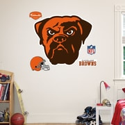 Fathead NFL Wall Decal; Cleveland Browns