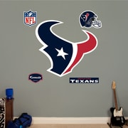 Fathead NFL Wall Decal; Houston Texans