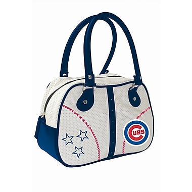 Concept One MLB Products Ethel Tote Bag; Chicago Cubs