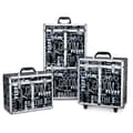 Top Performance Grooming Tool Case with Wheels in Graffiti Black; 31'' H x 8.75'' W