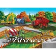Melissa and Doug Construction Site Cardboard Jigsaw Puzzle