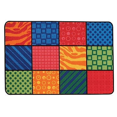 Kids Value Rugs Patterns at Play Kids Rug; 3' x 4'6''