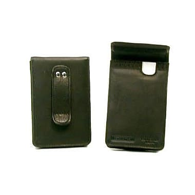 Bond Street Luxurious JDD Leather Belt Clip PDA Organizer Case