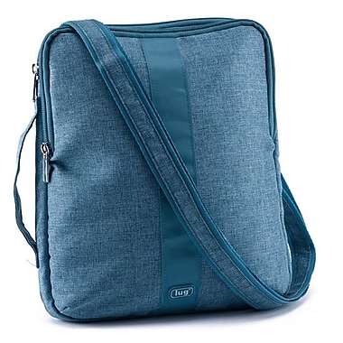 Lug Slingshot iPad or Tablet Pouch; Ocean Blue