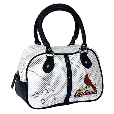 Concept One MLB Products Ethel Tote Bag; St. Louis Cardinals