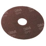 SCOTCH-BRITE 17'' Surface Prep Pad in Brown