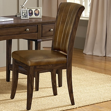 Hillsdale Gresham Leather Desk Chair