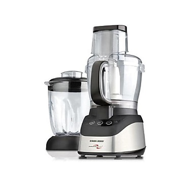 Black & Decker PowerPro 2-in-1 Food Processor and Blender