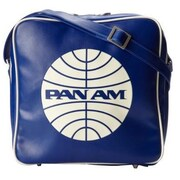 Pan Am Originals Innovator Shoulder Bag; Flight Blue