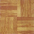 Home Dynamix 12'' x 12'' Vinyl Tile in Light Wood; 20 Pieces