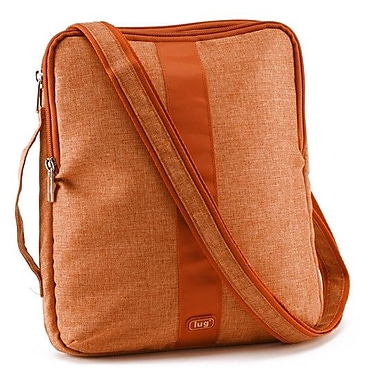 Lug Slingshot iPad or Tablet Pouch; Sunset Orange