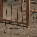 Wildon Home   Iron 26'' Bar Stool (Set of 2)