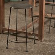 Wildon Home   Iron 26'' Bar Stool (Set of 2)