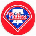 DuckHouse MLB Coasters (Set of 4); Philadelphia Phillies