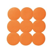 Gedy by Nameeks Giotto No-Slip Square Shower Mat; Orange