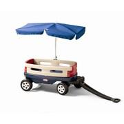 Little Tikes Explorer Wagon Ride-On with Umbrella