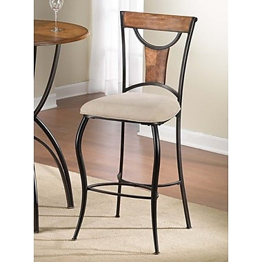 Hillsdale Pacifico 30'' Bar Stool with Cushion (Set of 2)