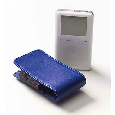Clava Leather Bridle iPod / Cell Phone Holder; Bridle Blue