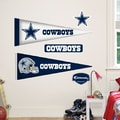 Fathead NFL Pennant Wall Decal; Dallas Cowboys