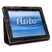 Floto Imports Roma Sleeve for iPad2; Black