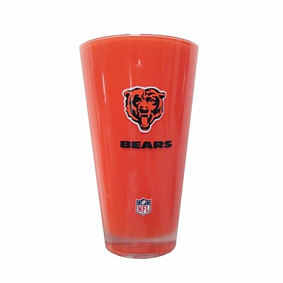 DuckHouse NFL Single 20 Oz. Insulated Tumbler; Chicago Bears WYF078275661368