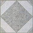 Home Dynamix 12'' x 12'' Vinyl Tile in White Stone Diamond